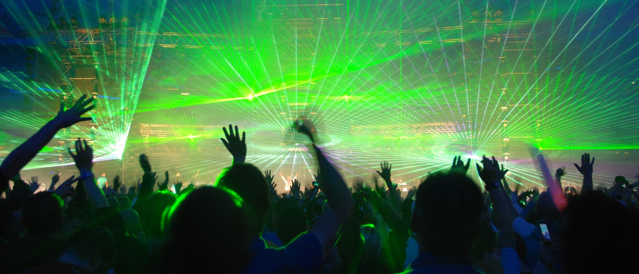 The Universe S Most Unique Light International Laser