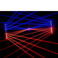 Laser Boxing Ring