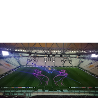 Philips Lighting Juventus Stadium Hands